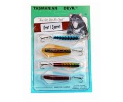Tasmanian Devil Sluksett 13g Ørret/Sjøørret