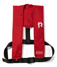Regatta Seasafe Oppblåsbar Flytevest Rød