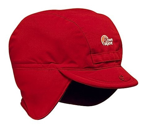 Lowe Alpine Mountain Cap Red S