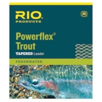 Rio Powerflex Trout Leader - 2.74M