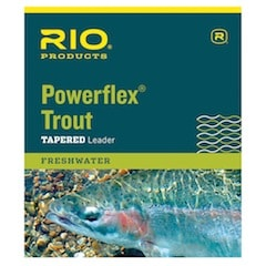 Rio Powerflex Trout Leader - 2.74M - 4X