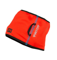 Lars Monsen Anárjohka WS Neck/Earwarmer Orange (Aclima for Lars Monsen)