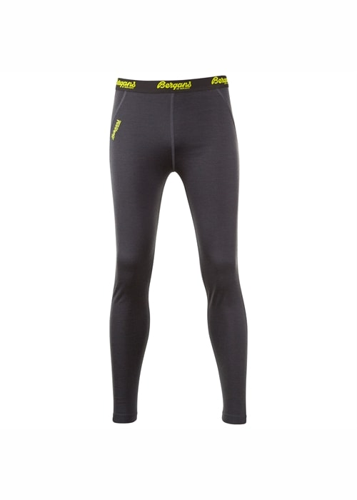 Bergans Fjellrapp Youth Tights SolidDkGrey 140