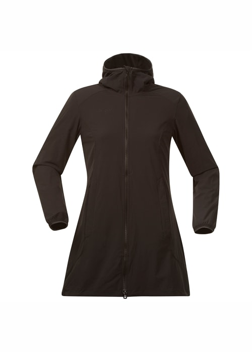 Bergans Leirin Lady Coat - Black - XS