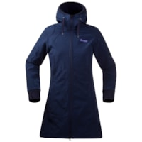 Bergans Vika Lady Coat - Navy