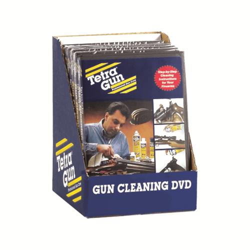 TetraGun Instruksjons DVD Våpenpussing