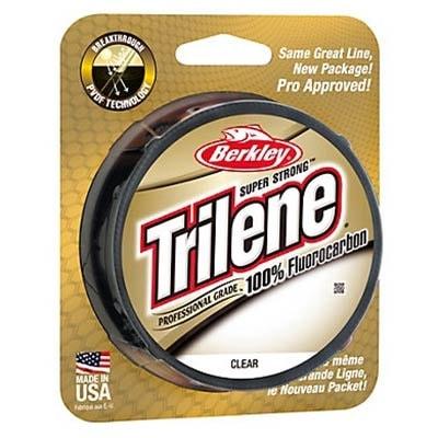 Berkley Trilene 100% Fluorocarbon Clear 150m - 0,15mm