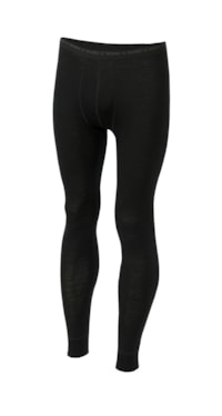 Aclima LightWool Longs Man - Black