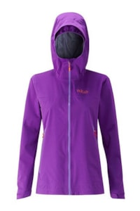 Rab Kinetic Plus Jacket Women - Nightshade