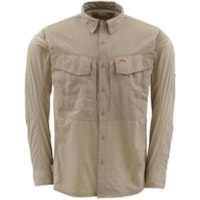 Simms Guide LS Shirt - Cork