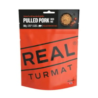 Real Turmat Pulled Pork M/Ris