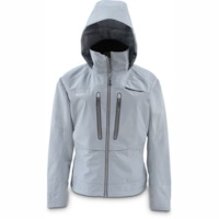 Simms Womens Guide Jacket - Storm Cloud