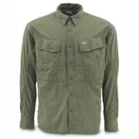 Simms Guide LS Shirt - Olive