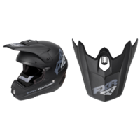FXR Torque Recoil Helmet Visors - Black Ops