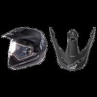 FXR Torque X Recoil Helmet Visors - Black Ops