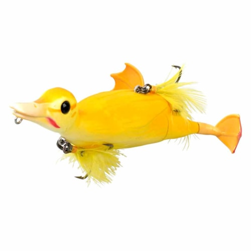 Savage Gear 3D Suicide Duck - Yellow - 10.5cm 28g