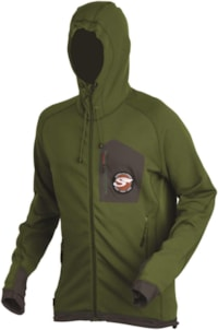 Scierra Breeze Zip Fleece Jacket Cactus - Green