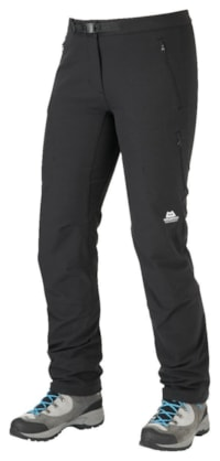 Mountain Equipment Chamois Wmns Pant - Black