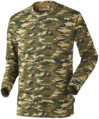 Seeland Speckled L/S T-shirt - Camo