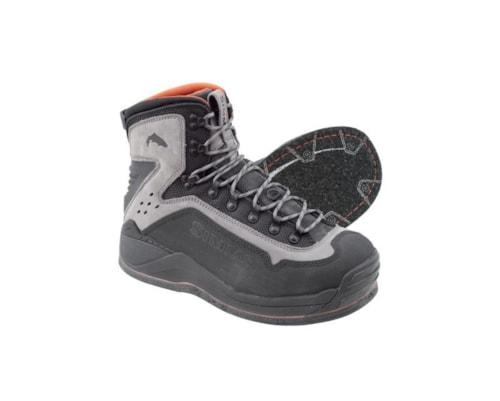 Simms G3 Guide Boot Felt - Steel Grey - 44