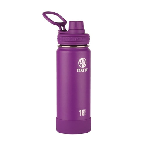 Takeya Actives Insulated Bottle - Violet 530ml