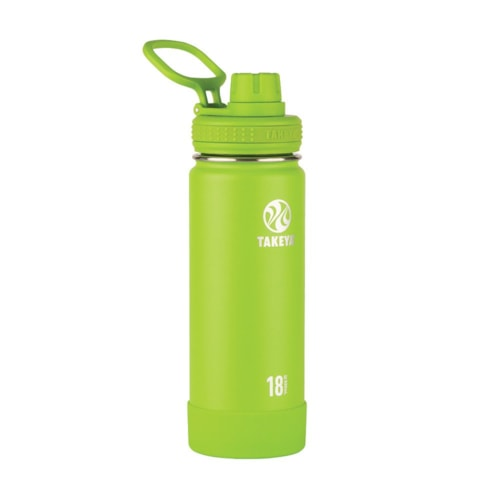 Takeya Actives Insulated Bottle - Lime 530ml