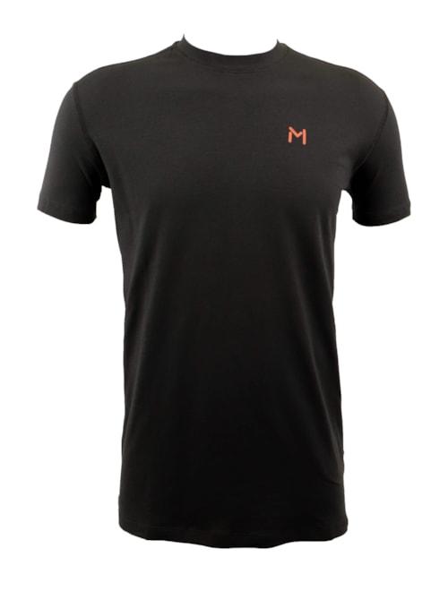 Lars Monsen T-Shirt Rumours - Black - S