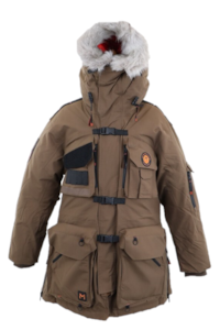 Lars Monsen Iditarod Parkas - Brown