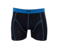 Lars Monsen Alta Bamboo Boxer Men - Black/Blue