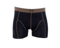 Lars Monsen Alta Bamboo Boxer Men - Black/Brown