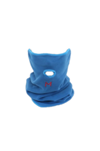 Lars Monsen Gausdal Fleece Neck - Blue