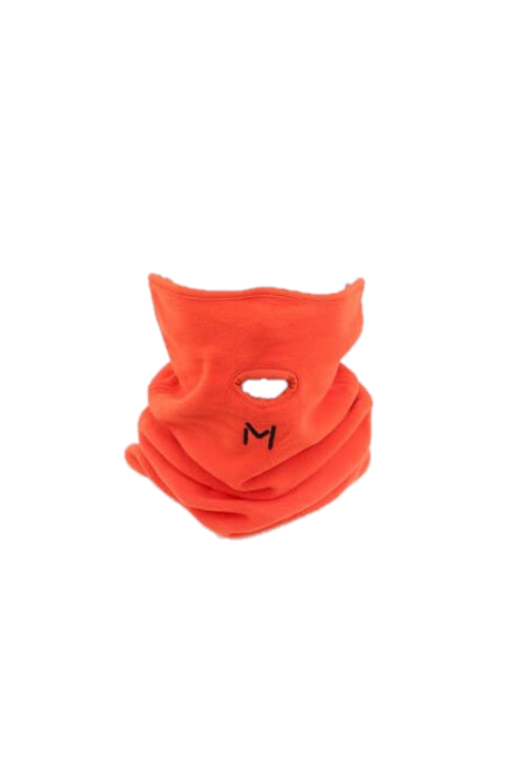 Lars Monsen Gausdal Fleece Neck - Orange