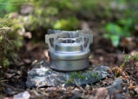 Lars Monsen Bushwacker Titanium Alcohol Stove