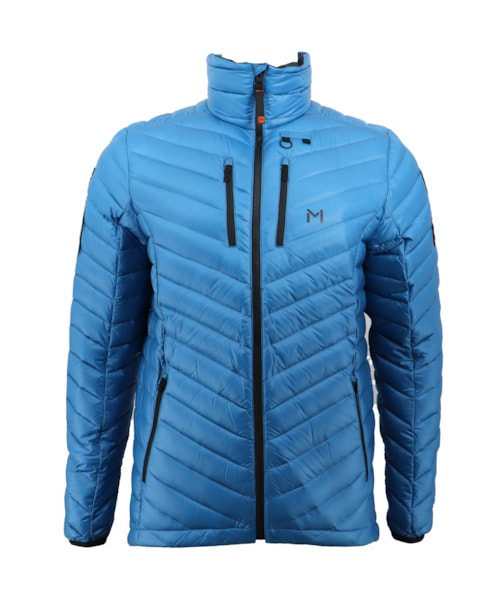 Lars Monsen Alta Light Down Jacket Men - Blue - S