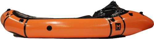 Lars Monsen Karasjohka Ultra Light Packraft - Orange - 245 cm