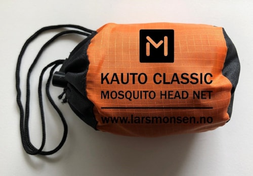 Lars Monsen Kauto Mosquito Head Net