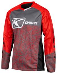 Klim Dakar Genser - Rød