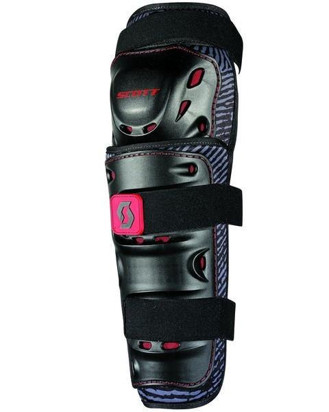 Scott MX Knee Guard  - Sort, Voksen