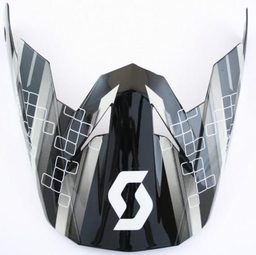 Scott 250 Race Skygge - Grå/Sort