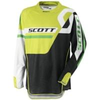 Scott 450 Track Trøye - Sort/Grønn