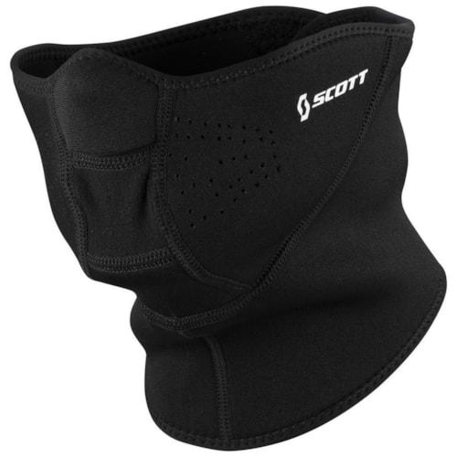 Scott Face Heater Ansiktsmaske - Sort - S