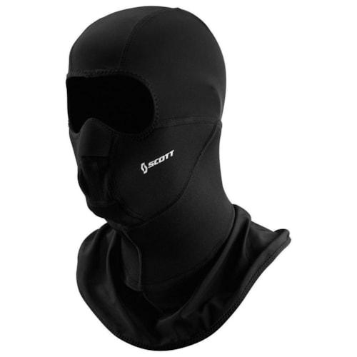 Scott Face Heater Maske m/hette - XS