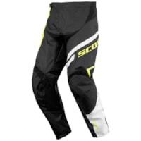 Scott 350 Track MX Bukse - Sort/Grønn