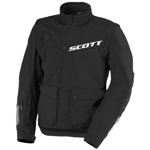 Scott 350 Enduro Jakke - Sort/Hvit - M