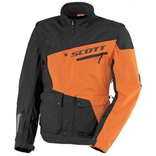 Scott 350 Enduro Jakke - Sort/Oransj - M
