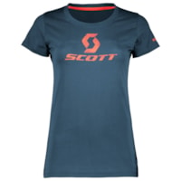 Scott 10 Icon S/SL T-shirt - Nattblå