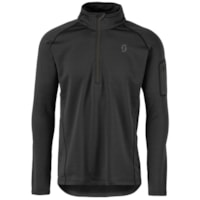 Scott Defined Light Pullover - Sort