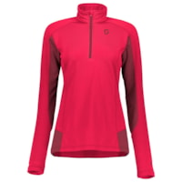 Scott Ws Defined Light Pullover Ruby Rød
