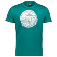 Scott T-Shirt 20 Casual - Sjøblå