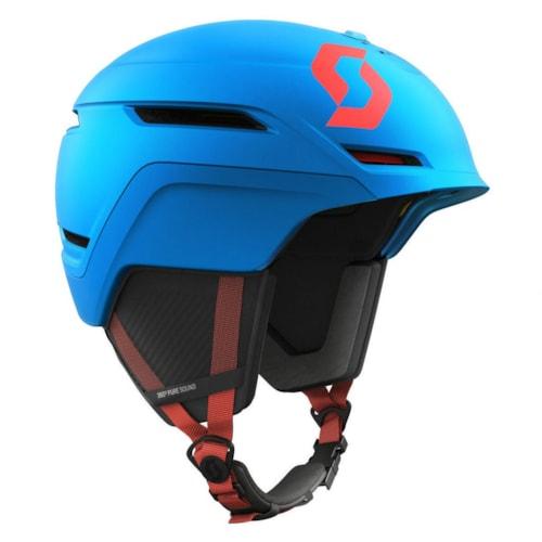 Scott Symbol 2+ Hjelm - Marine Blå - 53-56